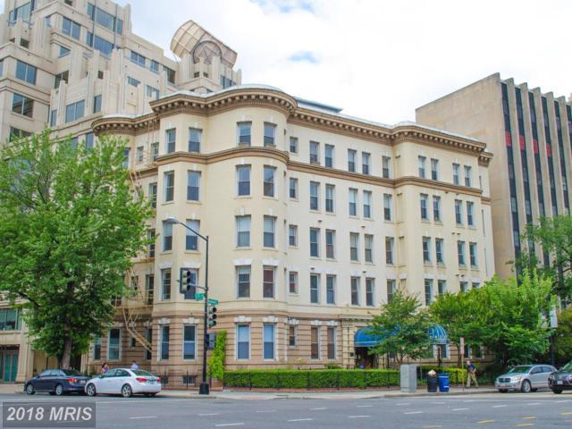 1300 Massachusetts Avenue NW #401, Washington, DC 20005 (#DC10282802) :: Provident Real Estate
