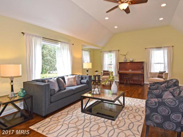 410 Jackson Street, Falls Church, VA 22046 (#FA10056900) :: Browning Homes Group