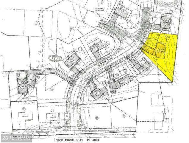 Lot #23 Whippet Trail, Waynesboro, PA 17268 (#FL8310370) :: Bob Lucido Team of Keller Williams Integrity