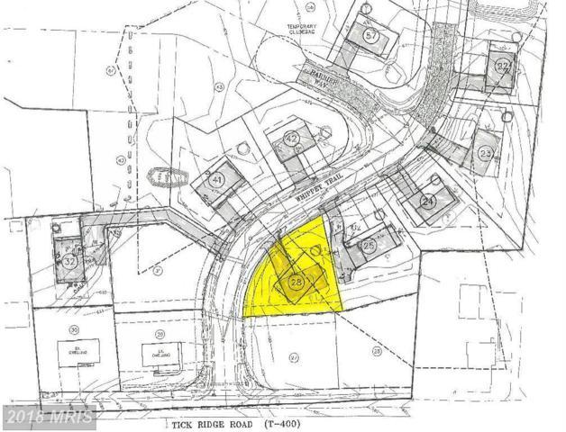 Lot #28 Whippet Trail, Waynesboro, PA 17268 (#FL8310401) :: Bob Lucido Team of Keller Williams Integrity