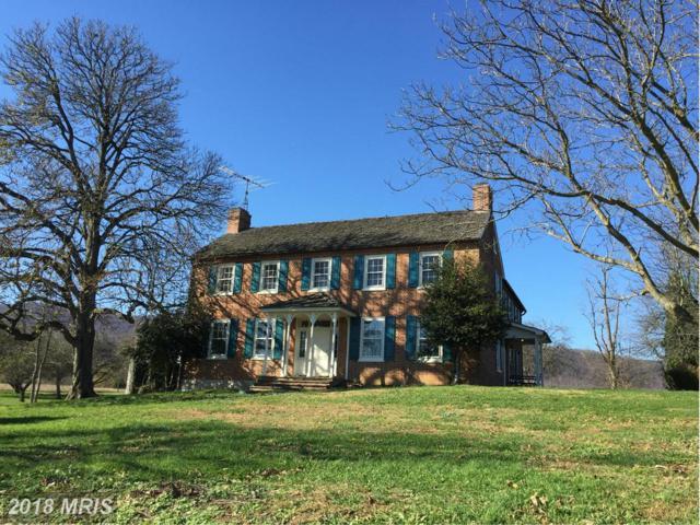 13137 Johnston's Lane, Mercersburg, PA 17236 (#FL9522351) :: Bob Lucido Team of Keller Williams Integrity