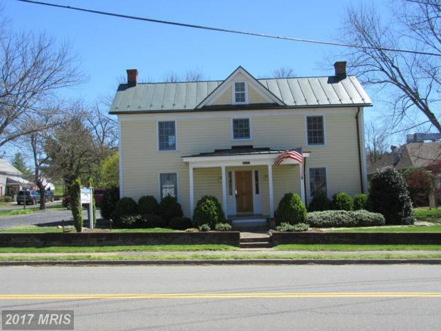 8451 Main Street W, Marshall, VA 20115 (#FQ9911391) :: LoCoMusings