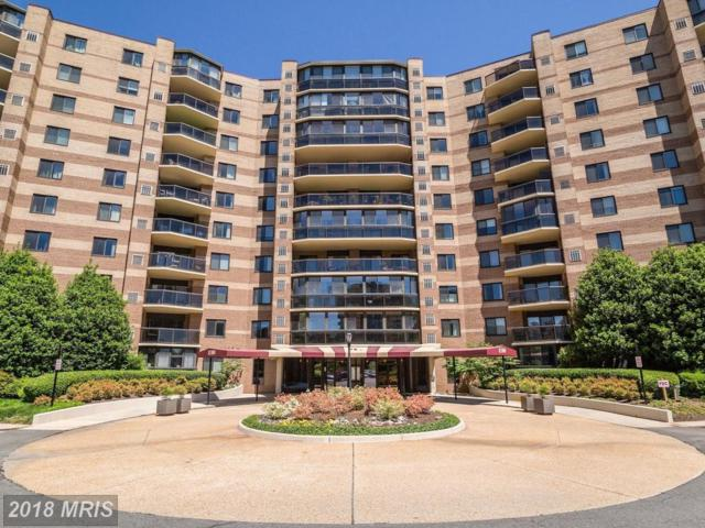 8380 Greensboro Drive #126, Mclean, VA 22102 (#FX9012867) :: The Greg Wells Team