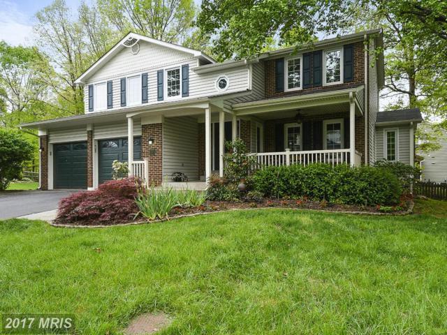 3611 Elderberry Place, Fairfax, VA 22033 (#FX9930189) :: Pearson Smith Realty