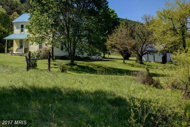 409 Lloyd Mt Road, Green Spring, WV 26722 (#HS9623056) :: LoCoMusings