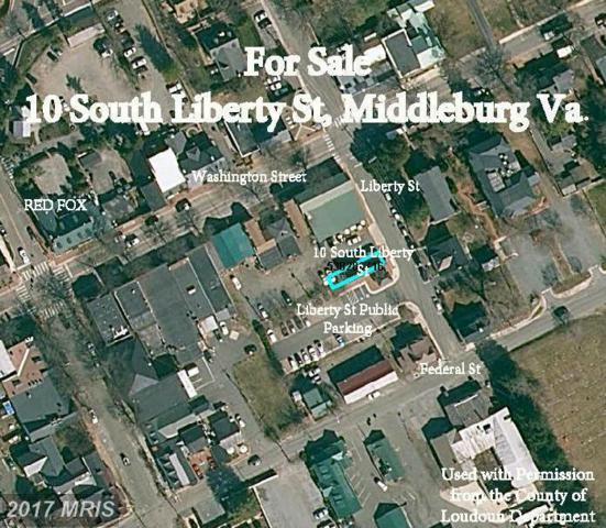 10 Liberty Street S, Middleburg, VA 20117 (#LO9814625) :: The Greg Wells Team