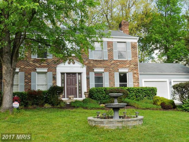 1118 Halesworth Drive, Potomac, MD 20854 (#MC9940554) :: LoCoMusings