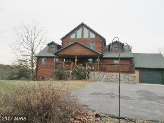 192 Tyler Lane, Fort Ashby, WV 26719 (#MI9829058) :: Pearson Smith Realty