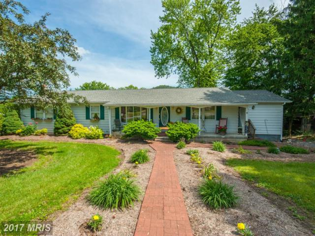 203 Hammond Street, Great Cacapon, WV 25422 (#MO9576254) :: Pearson Smith Realty
