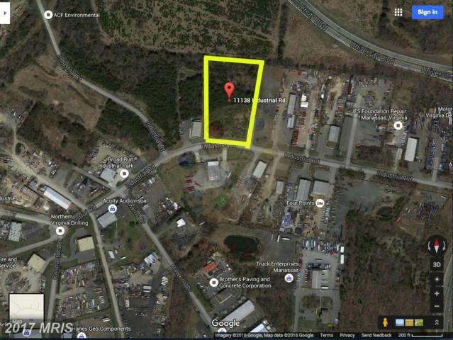 11138 Industrial Road, Manassas, VA 20109 (#PW9601545) :: Pearson Smith Realty