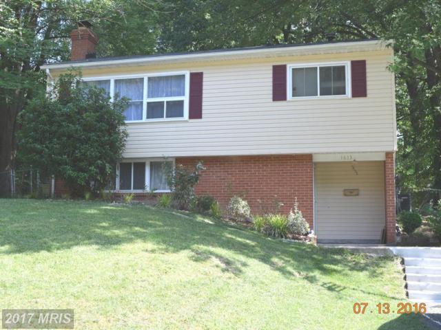 1613 Maryland Avenue, Woodbridge, VA 22191 (#PW9709198) :: Pearson Smith Realty