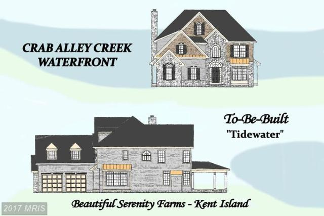 Serenity Ln / Tidewater Model Lane, Chester, MD 21619 (#QA8580741) :: Pearson Smith Realty