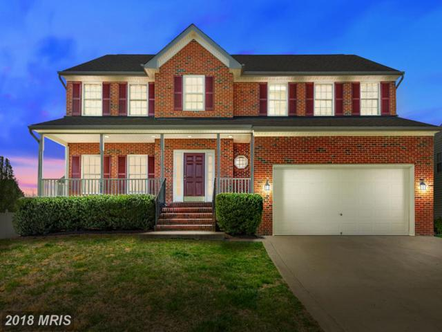 5908 West Copper Mountain Drive, Spotsylvania, VA 22553 (#SP10209828) :: The Gus Anthony Team