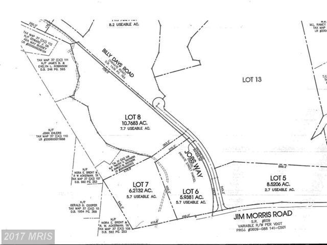 Jobs Way, Fredericksburg, VA 22408 (#SP8516949) :: LoCoMusings