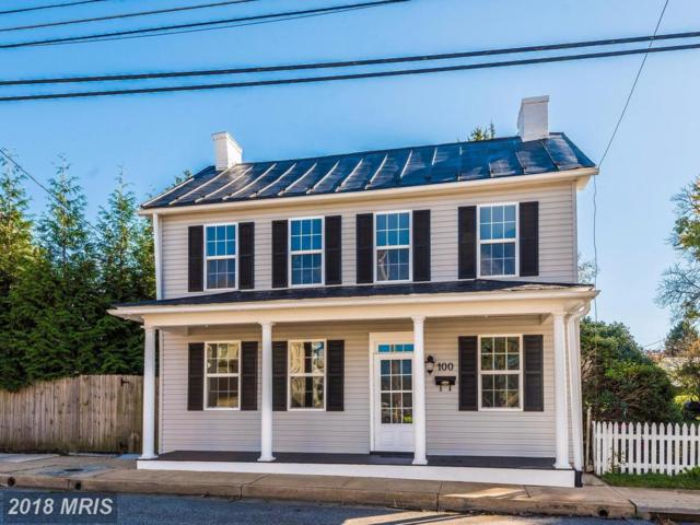 100 Potomac Street, Boonsboro, MD 21713 (#WA10090293) :: Pearson Smith Realty