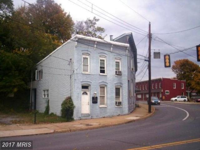 43 Greene Street, Cumberland, MD 21502 (#AL8554444) :: LoCoMusings
