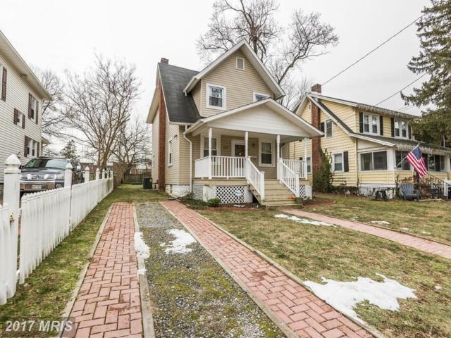 607 Saint Dunstans Road, Baltimore, MD 21212 (#BA9576274) :: Pearson Smith Realty