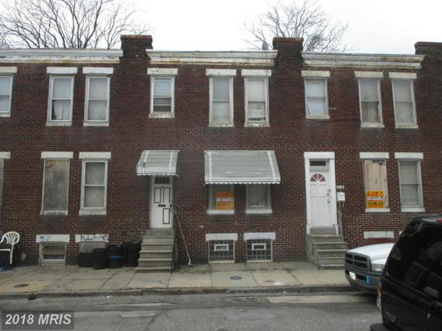 808 Brice Street N, Baltimore, MD 21217 (#BA9591879) :: Pearson Smith Realty