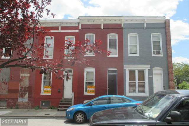 2025 Christian Street, Baltimore, MD 21223 (#BA9646873) :: LoCoMusings