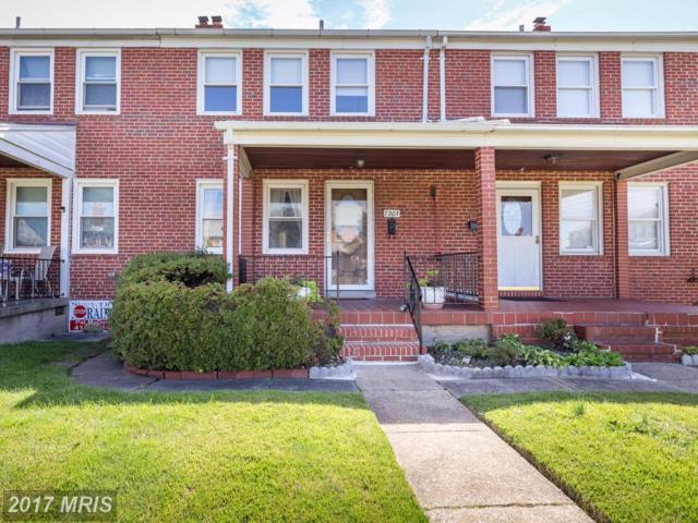 7203 Conley Street, Baltimore, MD 21224 (#BC10057494) :: Pearson Smith Realty