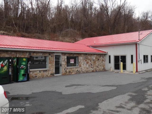 3821 Center Street, Hyndman, PA 15545 (#BD8546714) :: LoCoMusings