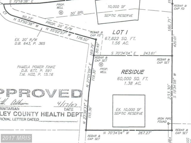 Dry Run Road, Martinsburg, WV 25403 (#BE8178676) :: Pearson Smith Realty