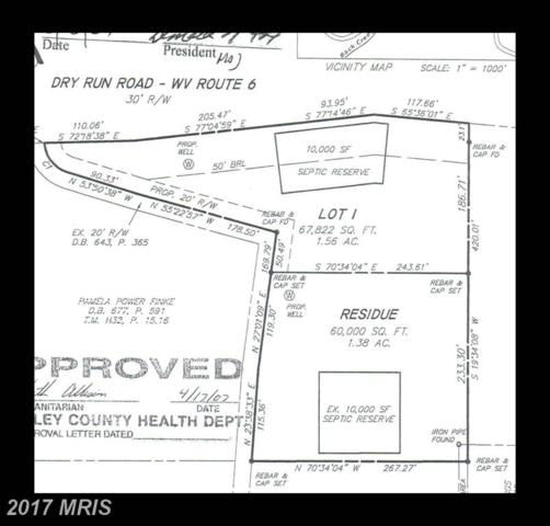 Dry Run, Martinsburg, WV 25401 (#BE8178681) :: Pearson Smith Realty