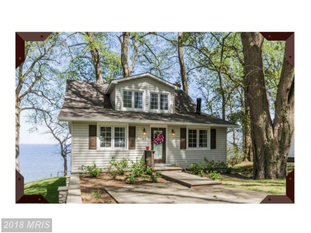 5203 Larchmont Drive, Chesapeake Beach, MD 20732 (#CA10239816) :: Browning Homes Group