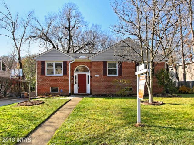 1007 Kennedy Street, Falls Church, VA 22046 (#FA10109120) :: Browning Homes Group