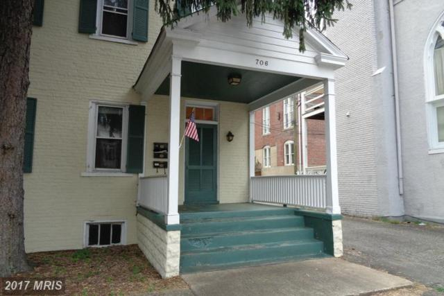 706 Princess Anne Street, Fredericksburg, VA 22401 (#FB8374329) :: LoCoMusings