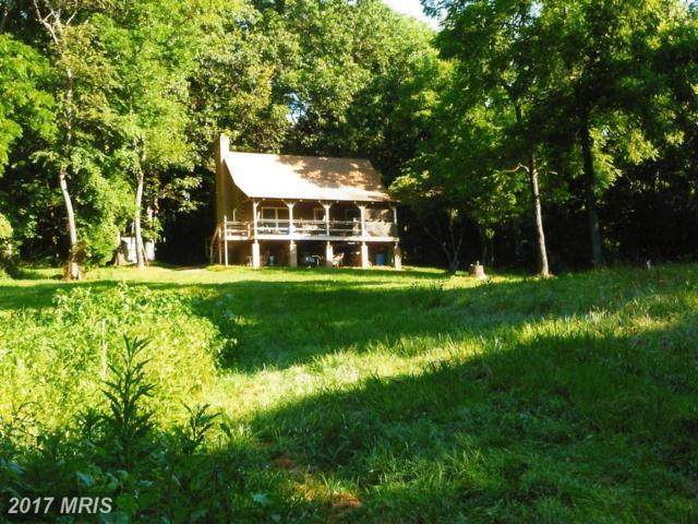 10360 Willow Hill Road, Delaplane, VA 20144 (#FQ9549857) :: LoCoMusings
