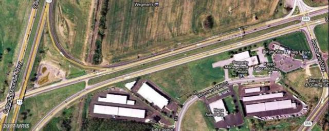 0 Wormans Mill Court, Frederick, MD 21701 (#FR8130497) :: LoCoMusings