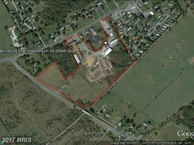 2546 Martinsburg Pike, Stephenson, VA 22656 (#FV8453709) :: LoCoMusings