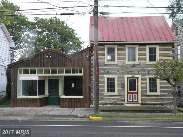5326 Main Street, Stephens City, VA 22655 (#FV8472819) :: Pearson Smith Realty