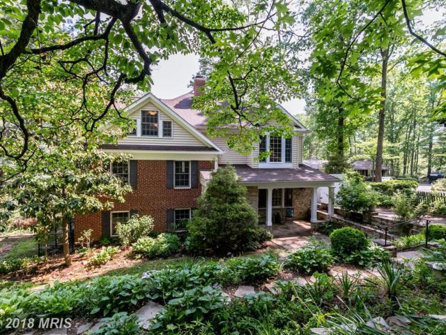 6612 Ridgeway Drive, Springfield, VA 22150 (#FX10300562) :: Colgan Real Estate