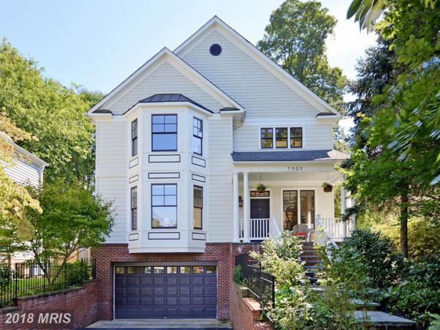 7305 Summit Avenue, Chevy Chase, MD 20815 (#MC10052234) :: Pearson Smith Realty