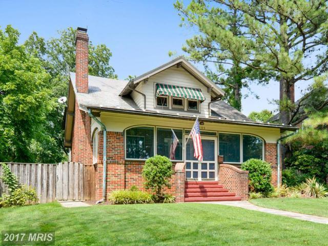 505 Montgomery Avenue W, Rockville, MD 20850 (#MC9982102) :: Pearson Smith Realty