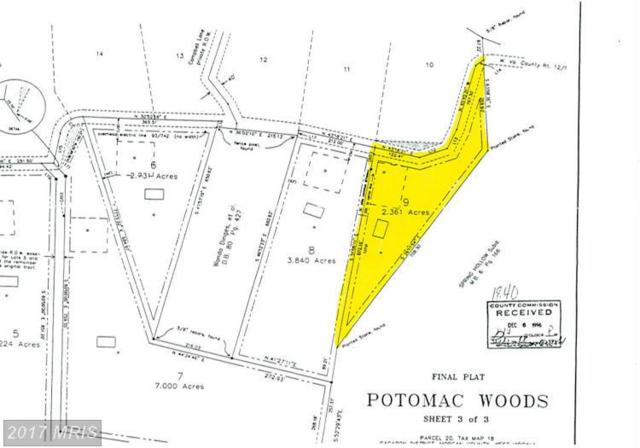 9 Potomac Woods, Great Cacapon, WV 25422 (#MO9539216) :: Pearson Smith Realty