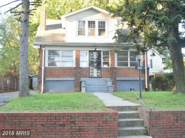 300 70TH Street, Capitol Heights, MD 20743 (#PG9792352) :: The Gus Anthony Team