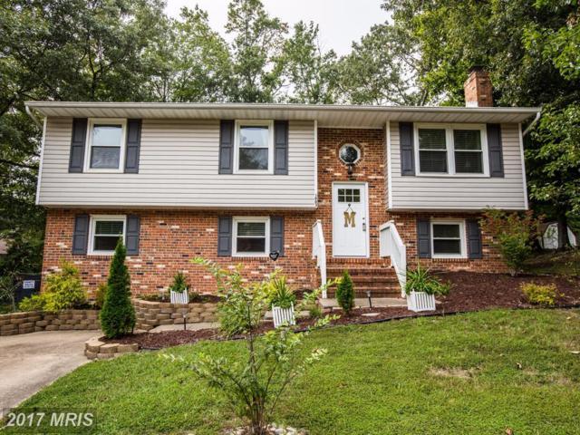 1903 Coleman Lane, Fredericksburg, VA 22407 (#SP10031689) :: LoCoMusings