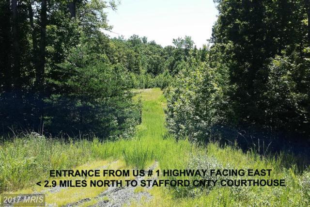 Jefferson Davis Highway E, Fredericksburg, VA 22405 (#ST8705391) :: LoCoMusings