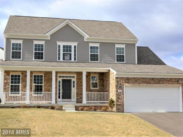 0 Mcwharton Way Nottingham 2 Pl, Bunker Hill, WV 25413 (#BE9637992) :: Browning Homes Group