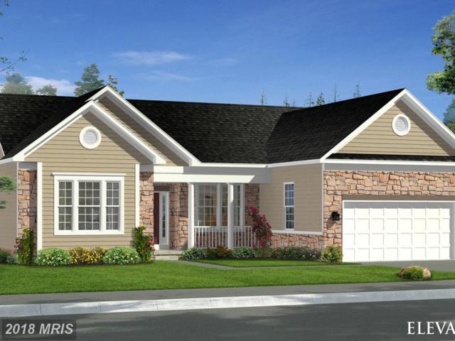0 Mcwharton Way Magnolia 2 Plan, Bunker Hill, WV 25413 (#BE9638841) :: Browning Homes Group
