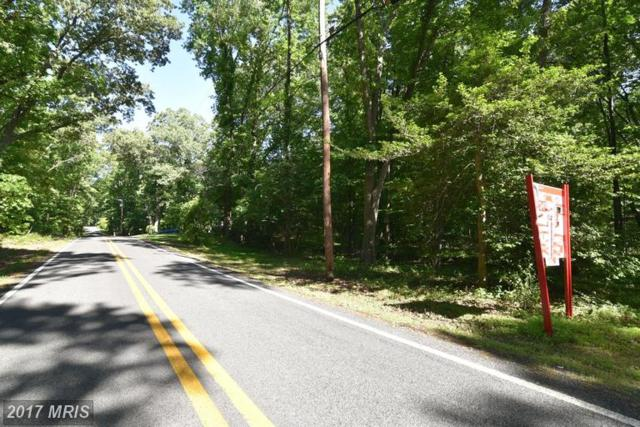 Chapmans Landing Road, Indian Head, MD 20640 (#CH8566251) :: LoCoMusings