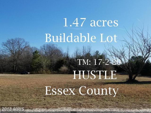 0 Rose Mount Rd  - Fronts On 635, Hustle, VA 22476 (#ES8587732) :: Fine Nest Realty Group