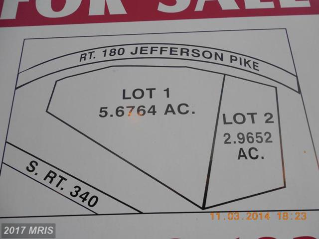 2507 Jefferson Pike, Knoxville, MD 21758 (#FR8495074) :: Pearson Smith Realty