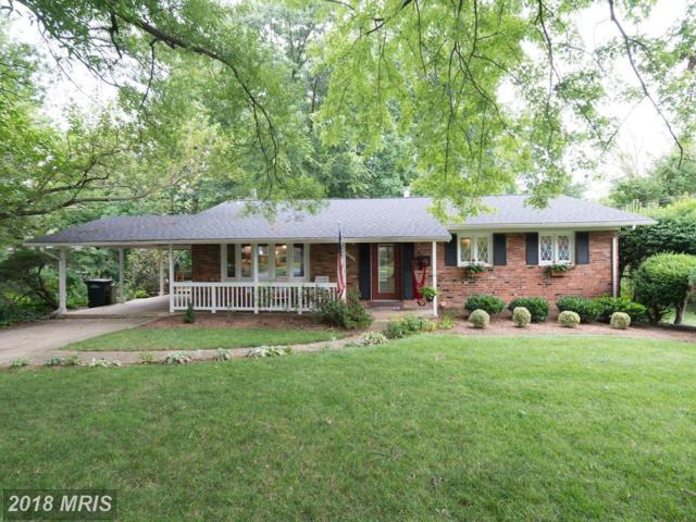 3924 Forest Grove Drive, Annandale, VA 22003 (#FX10090076) :: Pearson Smith Realty
