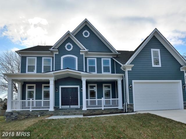 608 Old Courthouse Road NE, Vienna, VA 22180 (#FX9900589) :: The Gus Anthony Team