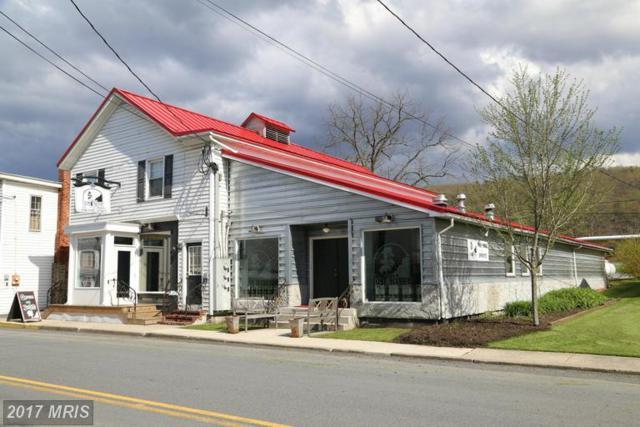 157-W Main Street, Wardensville, WV 26851 (#HD8513811) :: LoCoMusings