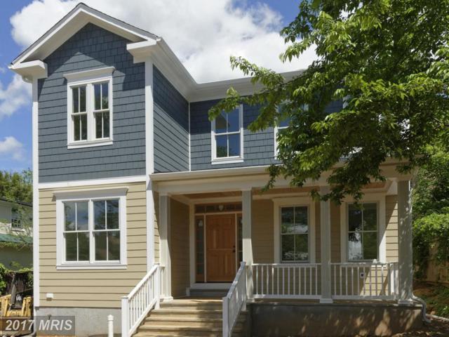 105 Walnut Street, Middleburg, VA 20117 (#LO9541664) :: LoCoMusings